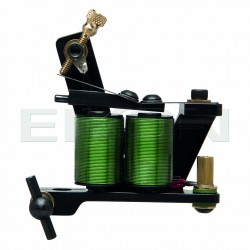 Eikon Fine Liner Green Monster Tattoo Machine