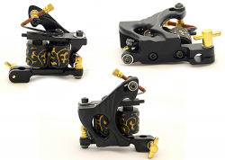 REDLINE COLOR PACK TATTOO MACHINE