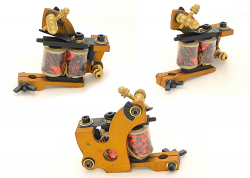 REDLINE SHADER CUSTOM 4 TATTOO MACHINE
