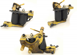 REDLINE SHADER CUSTOM 3 TATTOO MACHINE