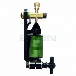 Eikon Shading Green Monster Tattoo Machine