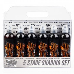 4 OZ FIVE STAGE SHADING SET