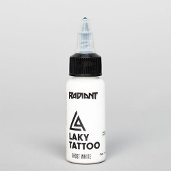 RADIANT INK GHOST WHITE 10Z (30ML)