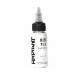 RADIANT INK MIXING WHITE 1OZ (30ML)